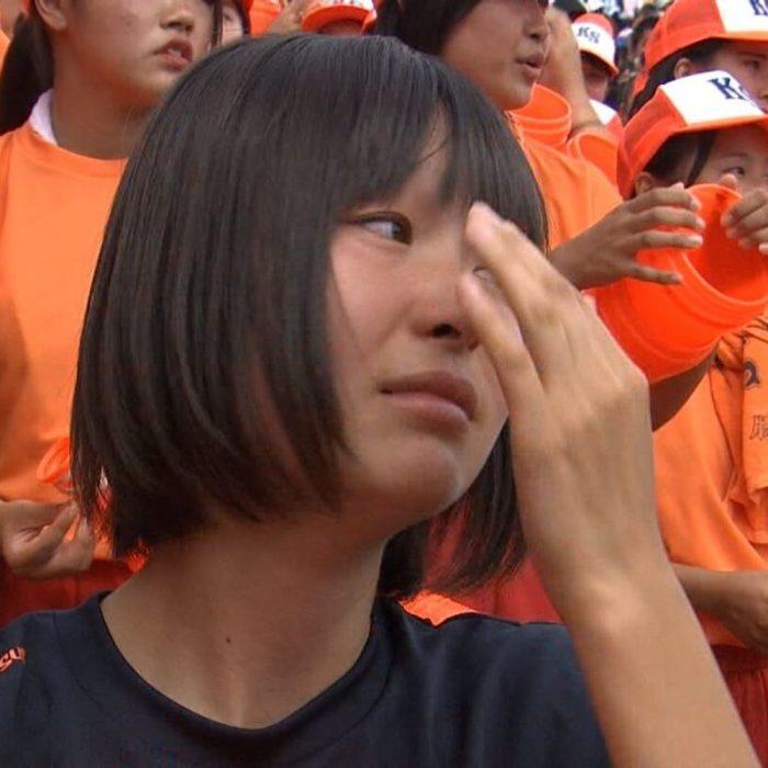 甲子園チア画像 100回記念大会 13日目